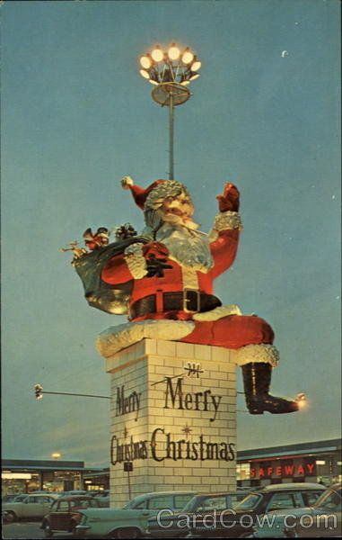 Paramus, NJ on Pinterest! Old Garden State Plaza photo at holidays! Repinned to mybergen.com Presents Bergen County!
