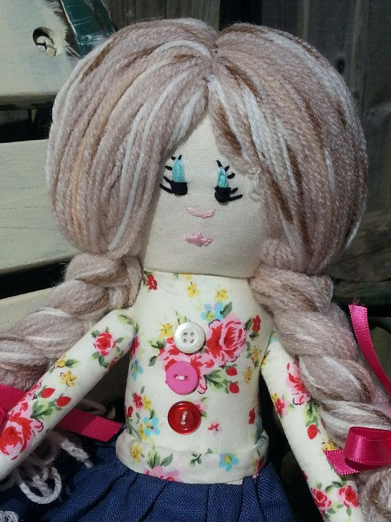 Check out this item in my Etsy shop https://www.etsy.com/uk/listing/126696137/rag-doll-soft-doll-girls-doll-gift-for