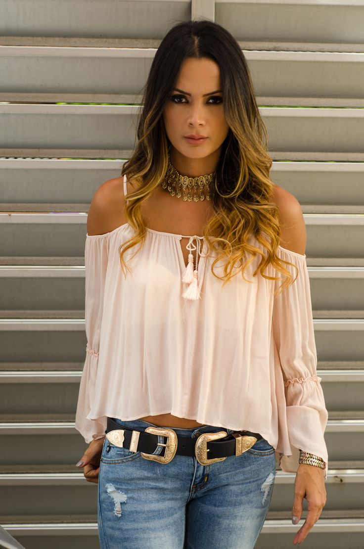 Choker Innocence Cloth Fashion Blouse Style Bracelet Belt Off Shoulder Blusa Brazalete Jean Cinturón