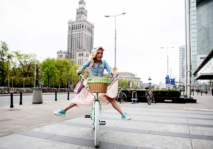 WHAT ANNA WEARS?: CYCLE CHIC