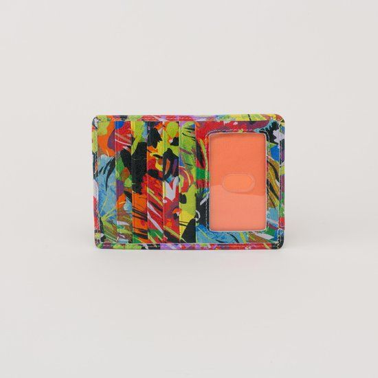 """Check out """"Euro Slide Travel Wallet Floral Leather"""" from Hobo Bags"""