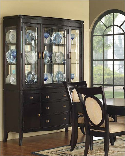11 Best China Cabinets Images On Pinterest  China Cabinets Enchanting Antique Dining Room Hutch Design Ideas