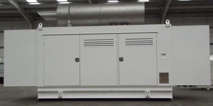 500 KvA Perkins Mecc Alte Diesel Generator www.electricalgenerators.co.uk