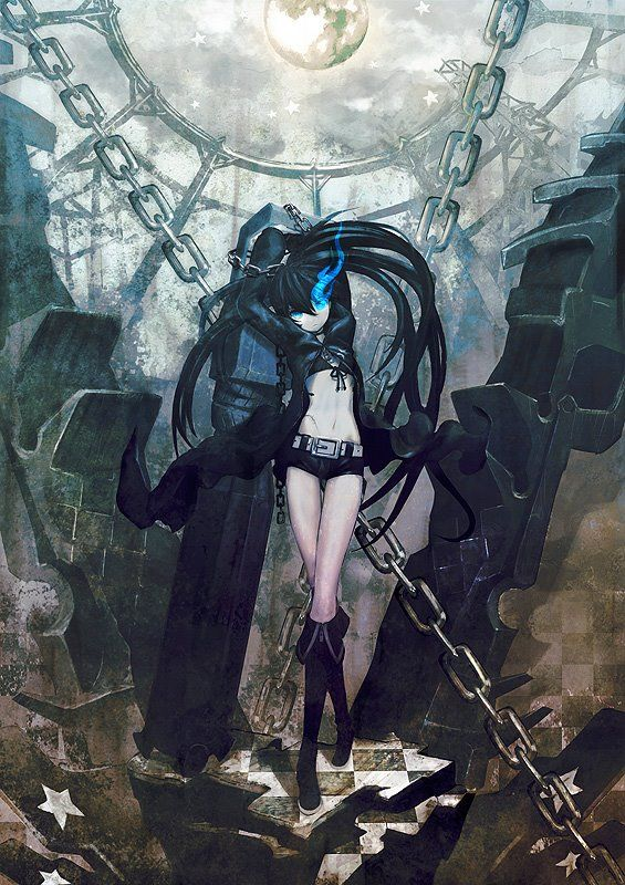 Black Rock Shooter Network