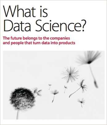 """What is data science?"" in O'Reilly radar"