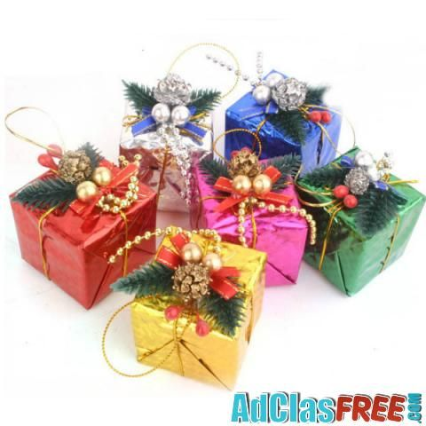Small Gift Box Christmas Decoration - US Classified Ads   Post Your Ads For Free
