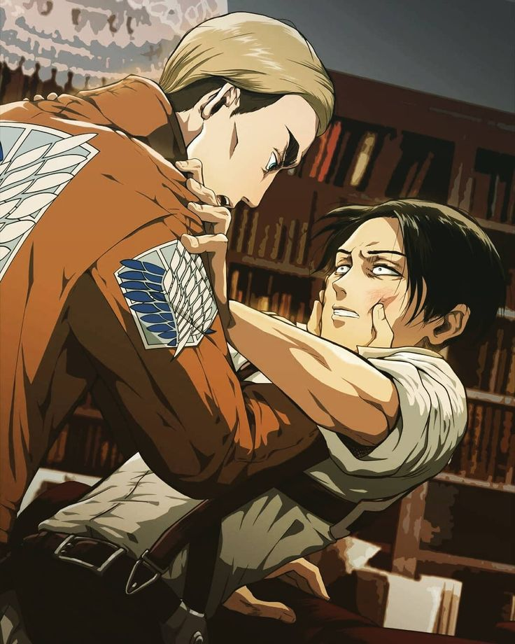 Pin by Yasmin on Eruri Attack on titan levi, Attack on