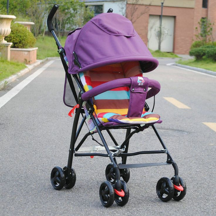 Baby Stroller Accessories  Colorful Baby Infant Car Seat Pushchair Cushion Cotton Cover Mat Lovely Cute Design Baby Seat