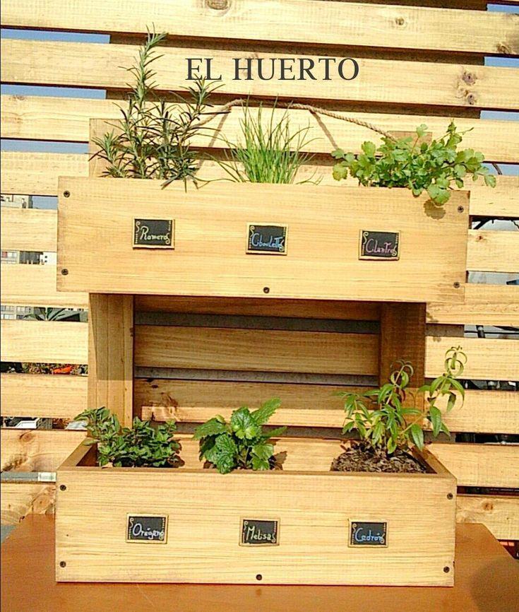 Nace en base a la necesidad de tener espacios VERDES, en los miles de balcones, departamentos y hogares que invaden las ciudades hoy en dia. Siguenos en Facebook: http://www.facebook.com/GardenStyleC/ - Gran Variedad de Plantas para el Huerto que tu quieras en tu Hogar. - Cotiza tu proyecto. Contact... #espacioverde