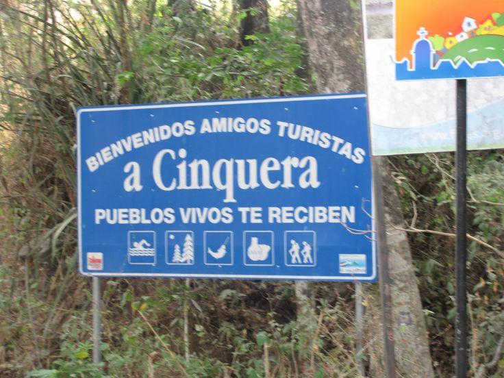 Municipio de Cinquera en Cabañas. Conócelo: http://elsalvadoreshermoso.com/2016/10/cinquera-cabanas.html
