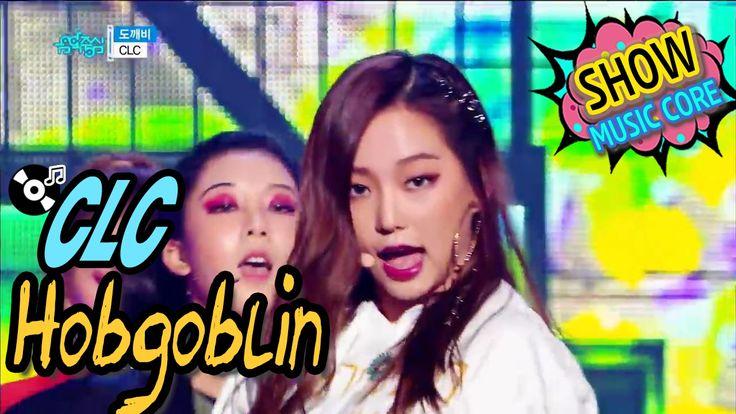 [HOT] CLC - Hobgoblin, CLC - 도깨비 Show Music core 20170204