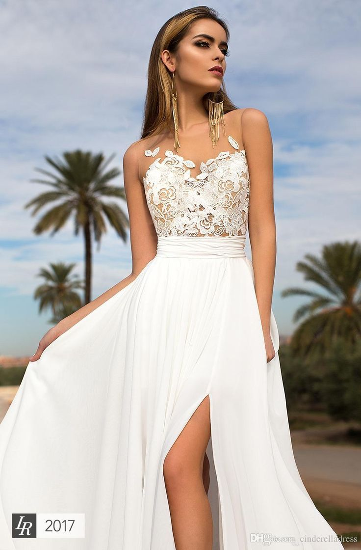 Best Split Wedding Dresses Ideas On Pinterest Beach Wedding