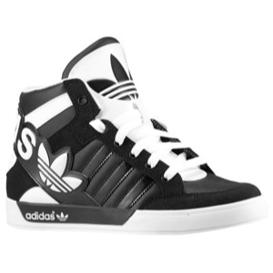 adidas hardcourt big logo leather