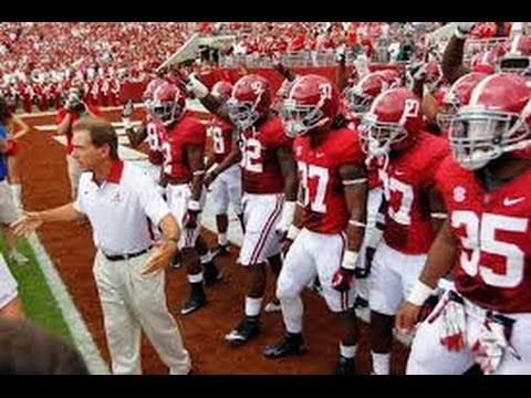 This May Be the Nick Saban of 2015 Alabama Football Hype Videos, So Watch It Right Now [VIDEO]