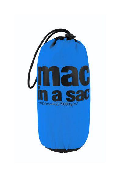 Mac in a Sac 2 Waterproof Jacket, Packaway, Royal Blue
