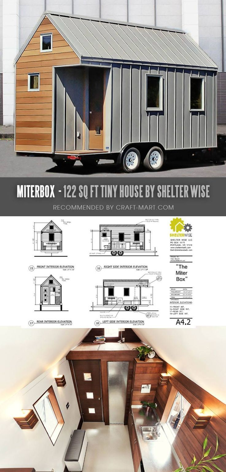17 Best Custom Tiny House Trailers And Kits With Plans For Super Tight Budget Craft Mart Tiny House Trailer Plans Tiny House Trailer Tiny House Plans
