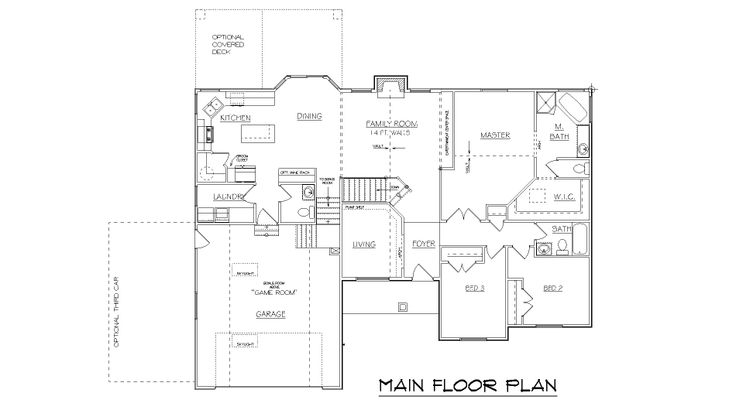 Best 25 rambler house ideas on pinterest rambler house for Rambler house plans mn