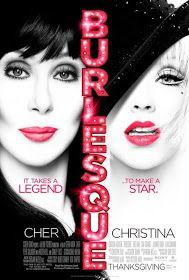 Burlesque movie poster