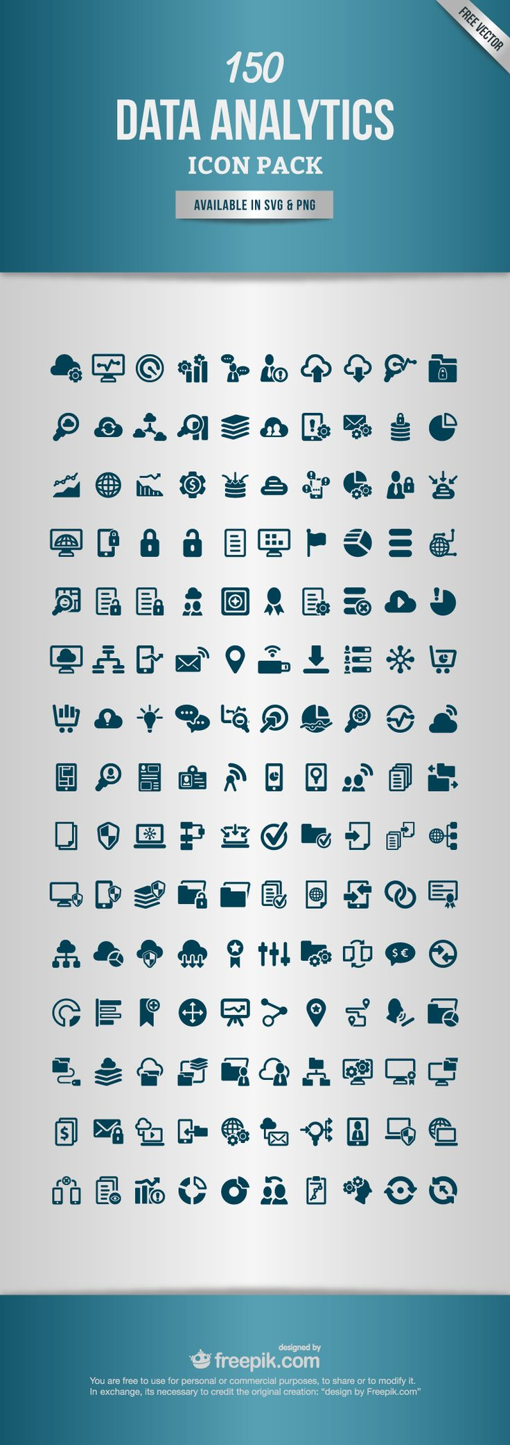 150 Free Data Analytics Icons, #Analytics, #Free, #Graphic #Design, #Icon, #PNG, #Resource, #SVG, #Vector