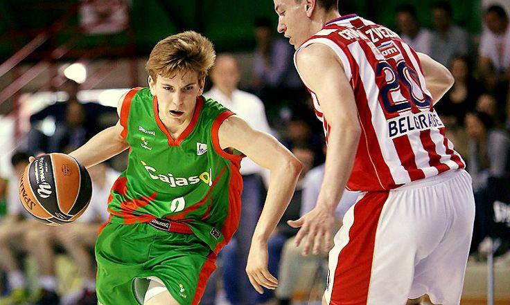 Os presentamos a Carlos Hidalgo, la última joya del Baloncesto Sevilla. Conoce su historia #baloncesto #basket #basketbol #basquetbol #kiaenzona #equipo #deportes #pasion #competitividad #recuperacion #lucha #esfuerzo #sacrificio #honor #amigos #sentimiento #amor #pelota #cancha #publico #aficion #pasion #vida #estadisticas #basketfem #nba