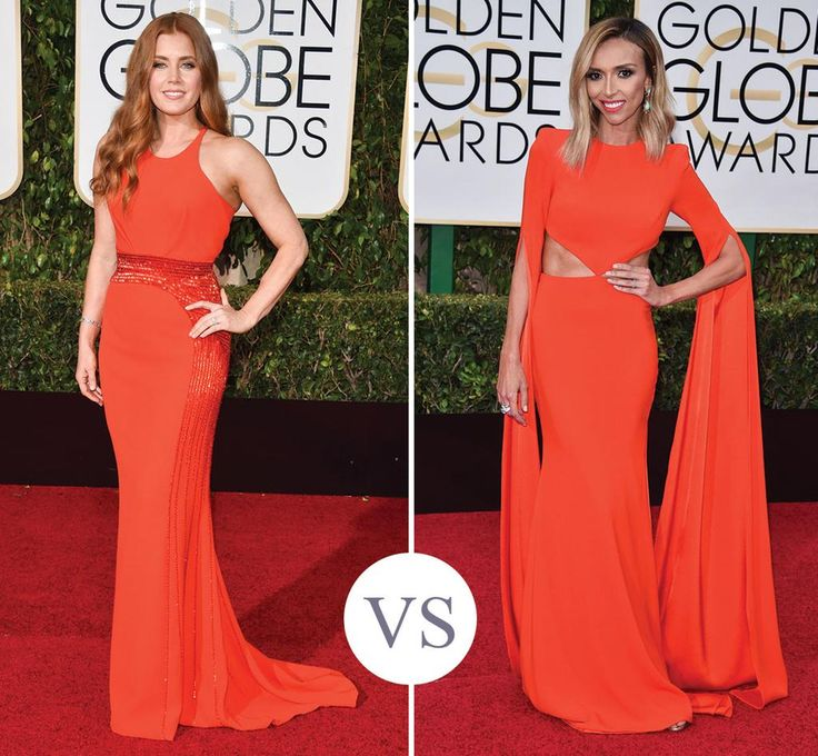 Qui le porte le mieux : Amy Adams ou Giuliana Rancic?