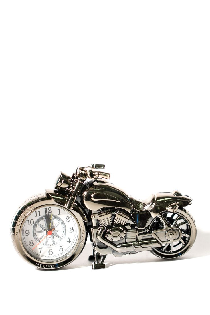 Motorcycle - The Clock