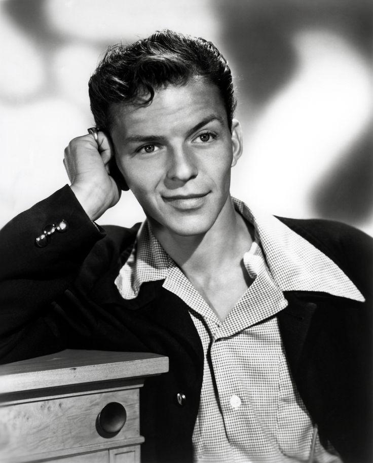"""Francis Albert """"Frank"""" Sinatra, (December 12, 1915 – May 14, 1998)"""