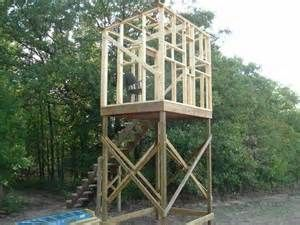 10x10 Deer Blinds for Sale - Elevated Deer Blinds - Texas Wildlife ...