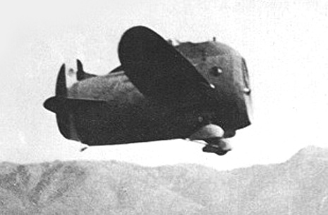 Usually the change in altitude simply made Bob's ears pop. This time it caused unusual flatulence. (Stipa-Caproni, 1932. via @Gus Ross)