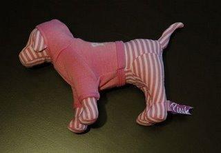 VICTORIA SECRET PINK HOODIE DOG!!!!!