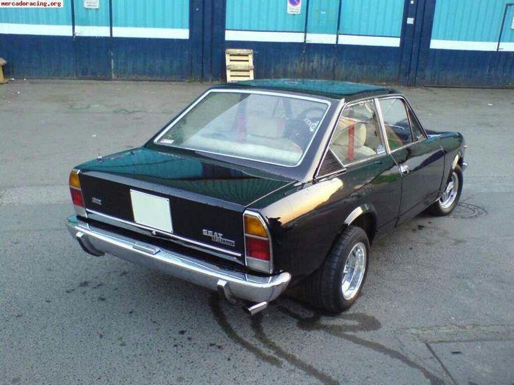 SEAT 124 Sport                                                                                                                                                                                 Más