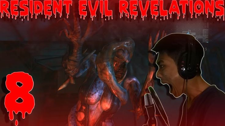 Resident Evil Revelations - Campaign Episode 4 A Nightmare Revisited -  ...