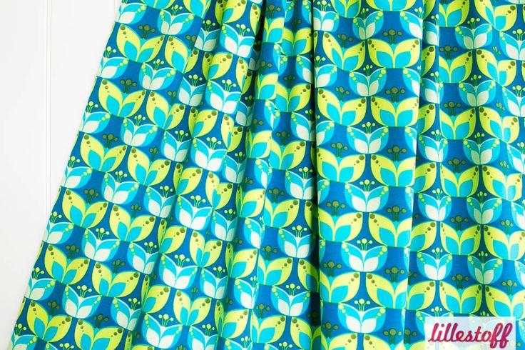 lillestoff » Flower Pur « // Design: Bienvenido Colorido // hier erhältlich: http://www.lillestoff.com/flowerpur-3315.html
