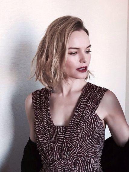 Kate Bosworth mit einem neuen Bob