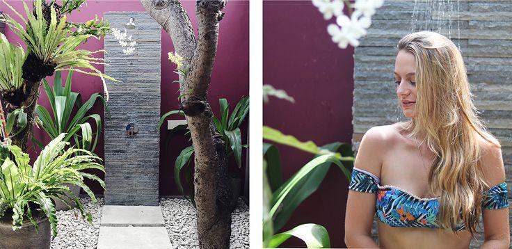 Chandra Villas Bali Blogger review