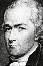 Alexander Hamilton ( #AlexanderHamilton ) - a founding father of the United States, one of the most influential interpreters and promoters of the U.S. Constitution, the founder of the nation's financial system, and the founder of the Federalist Party - born on Saturday, January 11th, 1755 in Charlestown, Nevis, British West Indies, India