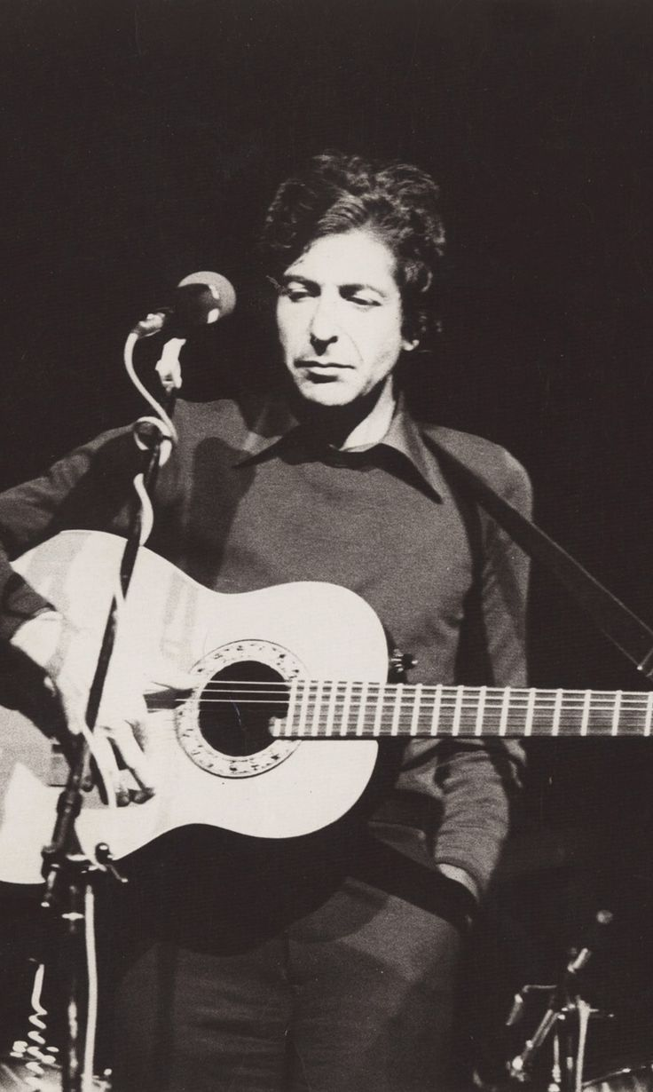 Leonard Cohen spent 5 years writing Hallelujah. Think about that.