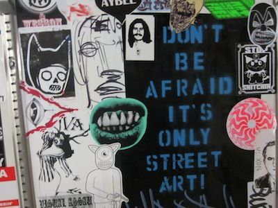 The Portland Oregon Street Art Graffiti Book series is an effort to help preserve the temporary public expression that appears in the streets. http://portlandstreetart.com/ #art #portland #oregon #pdx #streetart #graffiti