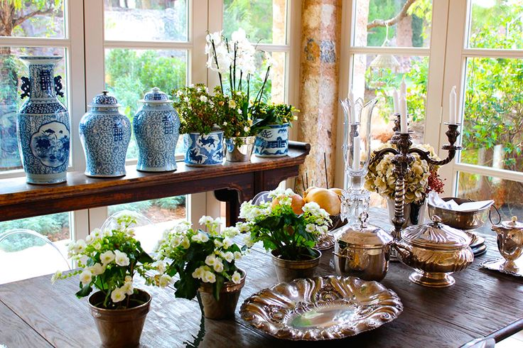 Evi Mitsopoulou's home, Siderina, Greece
