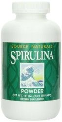 Source Naturals Spirulina Powder, 16 Ounce