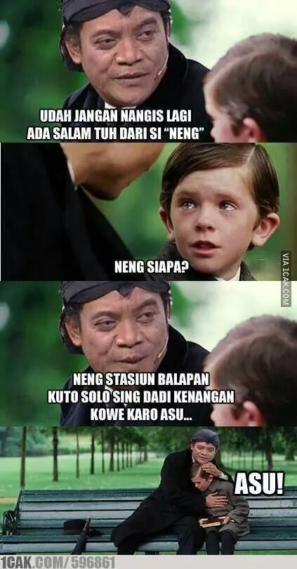 Meme Comic Indonesia - Komunitas - Google+ jhaha