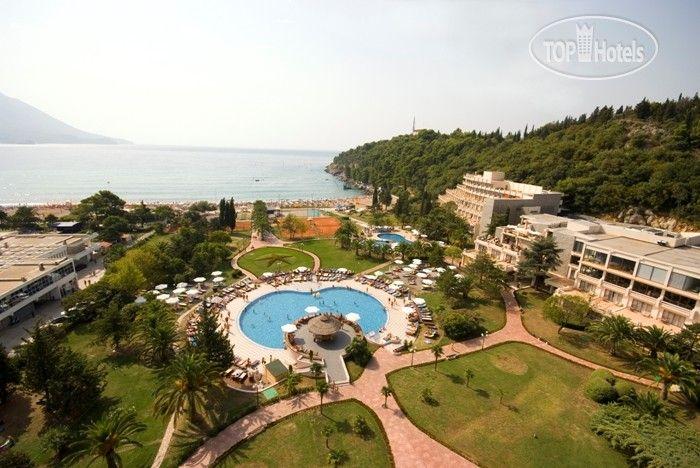 Черногория, Будва   Отель: Iberostar Bellevue - 4*