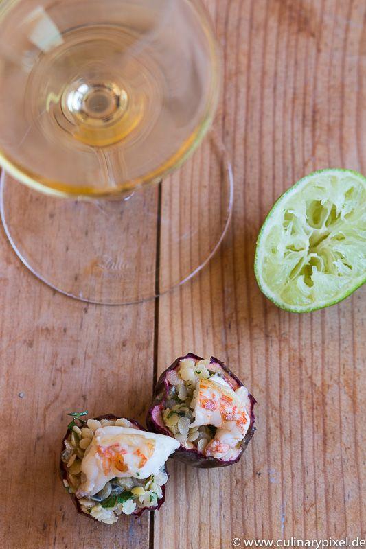 Weiter geht die Bordeaux-Süßwein-Woche mit einem von zwei asiatisch anmutenden Rezepten. Mit ihrer Frische, Schärfe und Exotik passt die asiatische Küche ganz hervorragend zu restsüßen Weinen, die ...