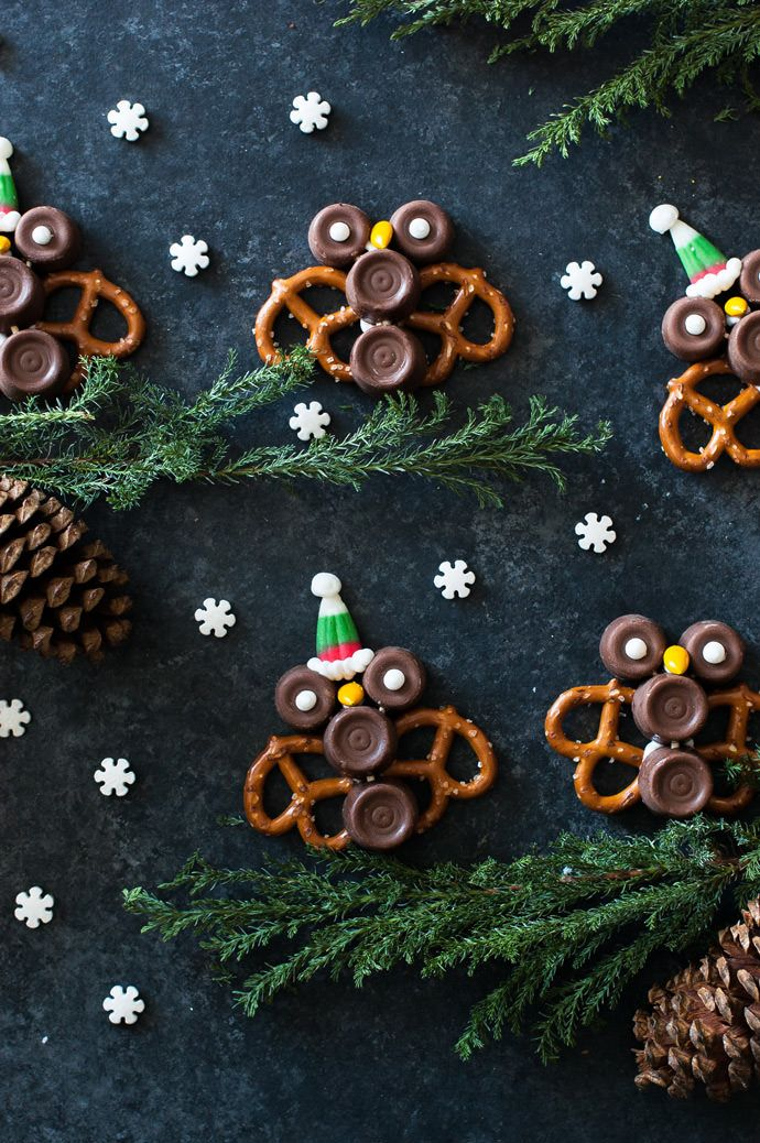 """These festive little owls are a real """"hoot"""" to make and eat!"""