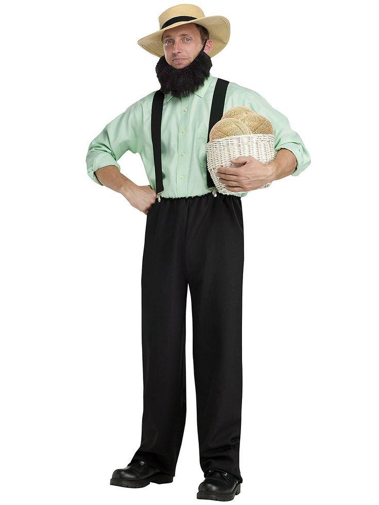 Men's Amish Mafia Costume | New for 2014 Costumes