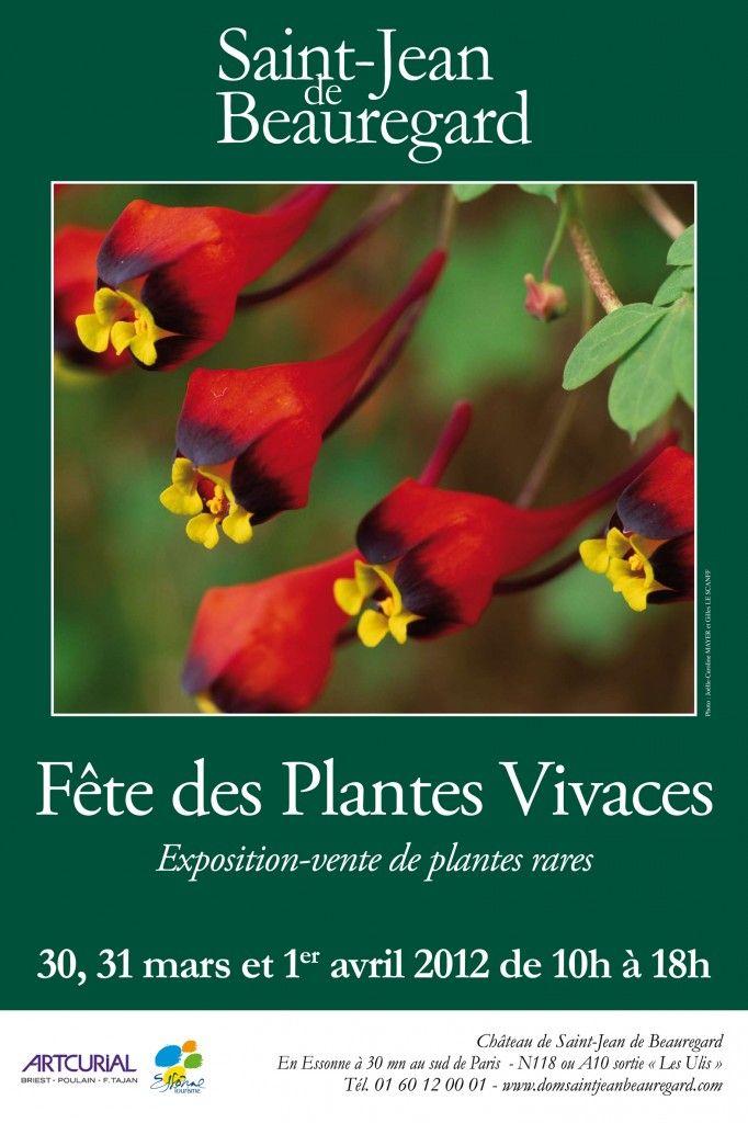 Fête des Plantes Vivaces du Domaine de Saint-Jean de Beauregard (Essonne) les 30, 31 mars et 1er avril 2012  http://www.pariscotejardin.fr/2012/03/fete-des-plantes-vivaces-du-domaine-de-saint-jean-de-beauregard-essonne-les-30-31-mars-et-1er-avril-2012/