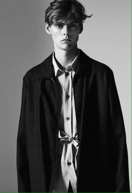 THE GREATEST #9 THE YOUTH ISSUE  PHOTO MASSIMO PAMPARANA FASHION EDITOR MATTEO GRECO... See More — with Massimo Pamparana, Matteo Greco, Mats van Snippenberg, Valentino Perini and Luca Cianciolo.