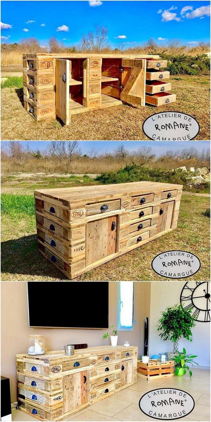 Superb Old Wood Pallets Reusing Tips