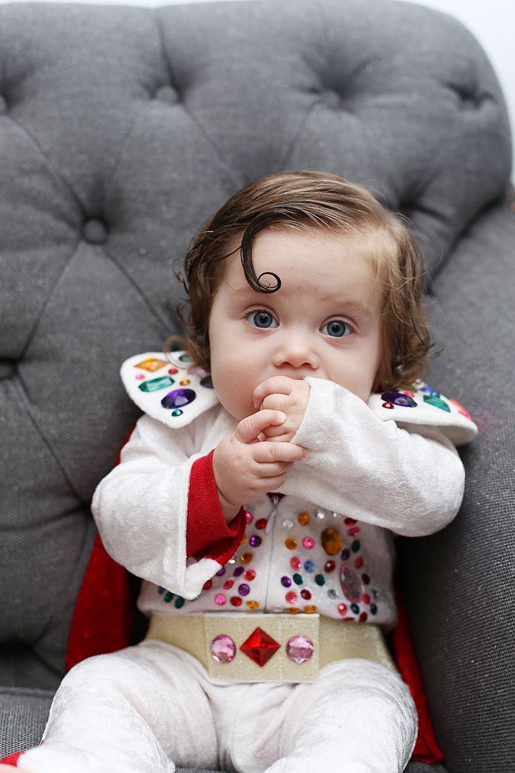 DIY Baby Elvis Costume - Sew Much Ado
