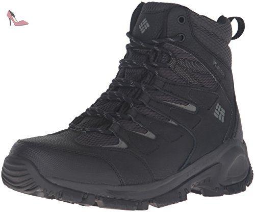 Randonnée Basses Noir Columbia Homme North De Ii Plains Chaussures YAYq4X